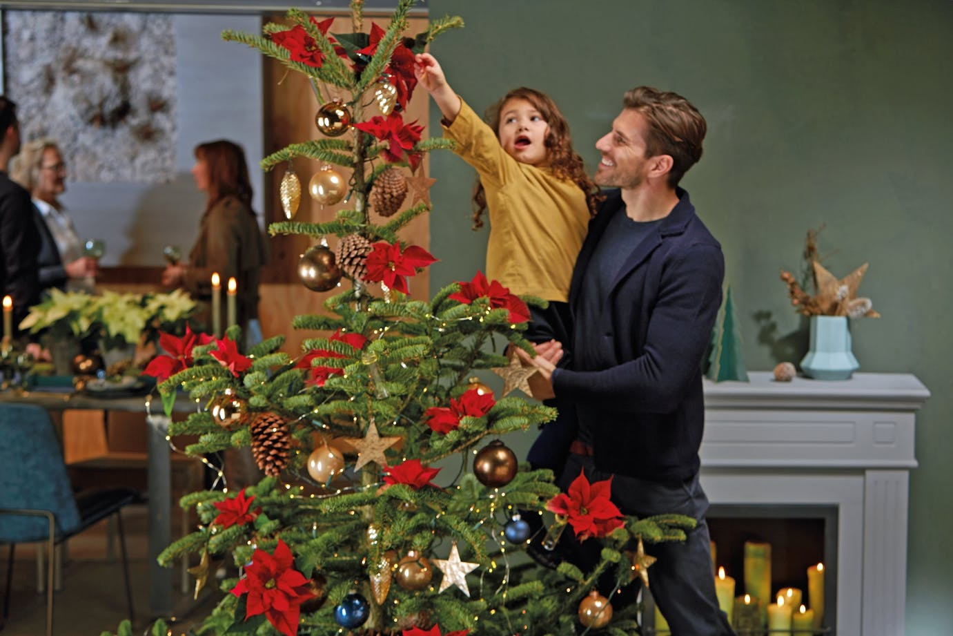 Christmastime: Childhood dreams come true